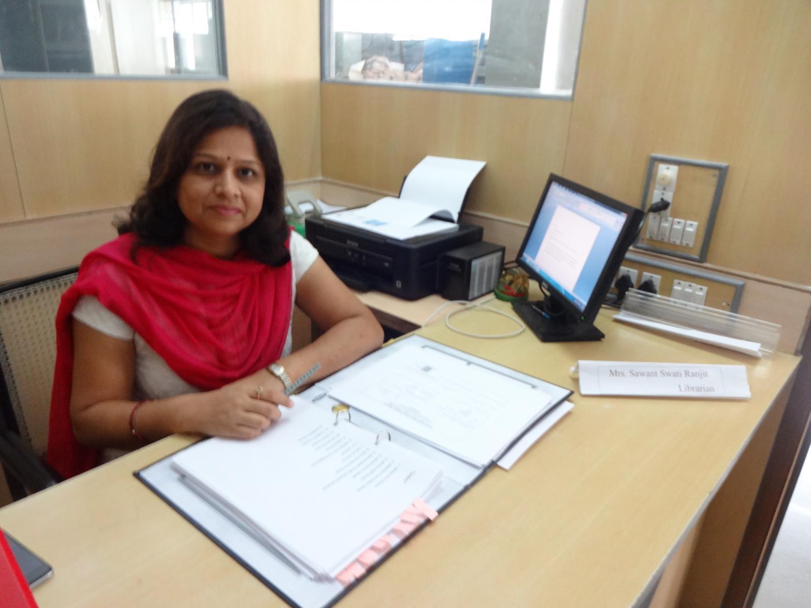 Mrs. Swati Ranjit Sawant