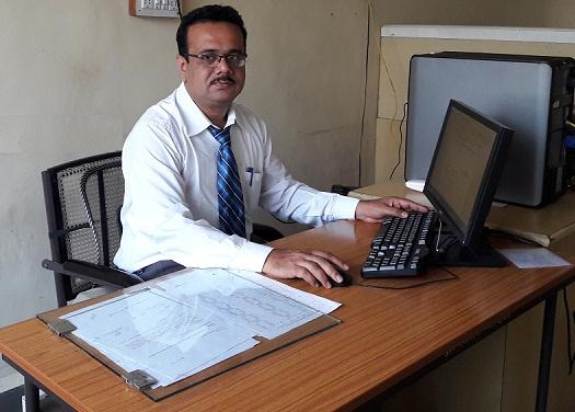 Prof.H.R.Kumbhar